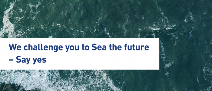 sea the future